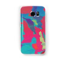You Are Here Magenta Samsung Galaxy Case/Skin