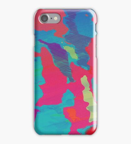 You Are Here Magenta iPhone Case/Skin
