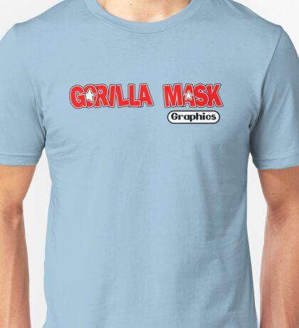 Gorilla Mask Graphics DK style Unisex T-Shirt