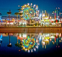"""""""Reflections Of A Fair"""" by John Hartung"""