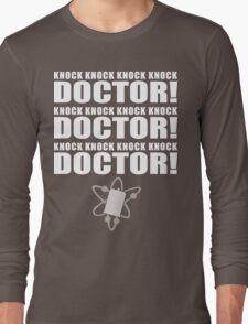 Sheldon Found the TaRDiS Long Sleeve T-Shirt