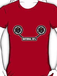 Natural 20's T-Shirt