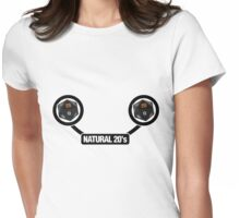 Natural 20's Womens Fitted T-Shirt