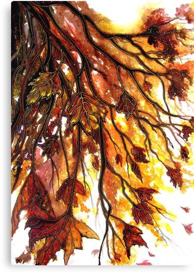 Autumn's Gift by Linda Callaghan