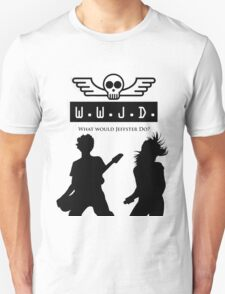 What Would Jeffster Do. T-Shirt