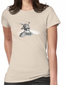 Steel City Colossus Womens Fitted T-Shirt