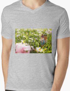 Spring Meadow Roy I Mens V-Neck T-Shirt