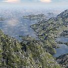 Landscape I by XadrikXu