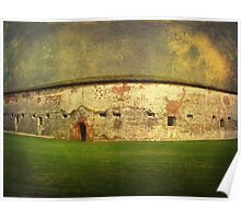 Finding History at Fort Macon Poster
