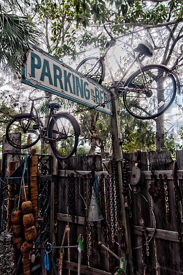 Bike Parking ? by John Hartung