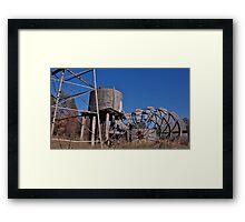 Bore  Framed Print