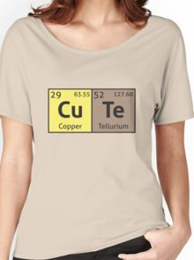 Periodic Table - Cute Women's Relaxed Fit T-Shirt