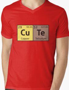 Periodic Table - Cute Mens V-Neck T-Shirt