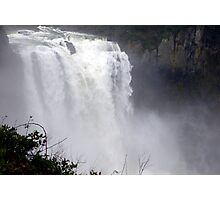 The Voice of the Falls Photographic Print