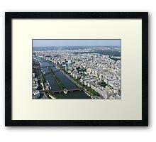 Fabulous Paris Framed Print