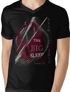 The Big Sleep SXSW 2012 Mens V-Neck T-Shirt