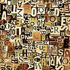 Alphabet by Kerri Swayze