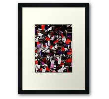 Provoke Framed Print