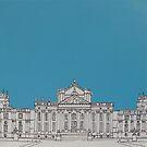 Blenheim Palace by Adam Regester