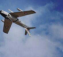 F-86 Sabre by Stephen McMillan