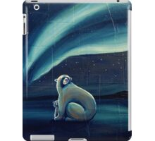 Polar Bears iPad Case/Skin