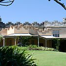 Vaucluse House, Sydney, NSW by Adrian Paul