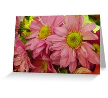 glamour and sophistication... Greeting Card