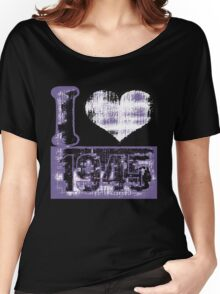 Vintage I love 1945 T-Shirt Women's Relaxed Fit T-Shirt