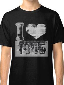 Vintage I love 1945 T-Shirt Classic T-Shirt