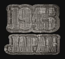 Japan 1945 Vintage T-shirt by Nhan Ngo
