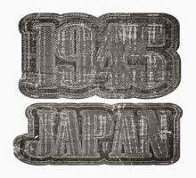 Japan 1945 Vintage T-shirt Kids Tee