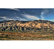 Arizona Lonesome Photographic Print