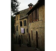 San Gimignano - Toscana Photographic Print