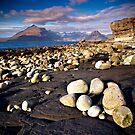 Pebbles at Elgol by hebrideslight