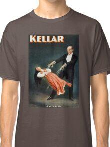 Kellar Levitation Magician Vintage Advertisement Classic T-Shirt