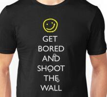 Smiley target Unisex T-Shirt