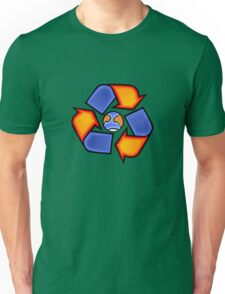 World Recycling Unisex T-Shirt