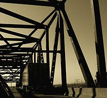 Skyway in chicago 4/9/2010 by jammingene