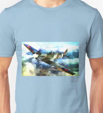 """WW2 """"Supermarine Spitfire"""" 1936 Unisex T-Shirt"""