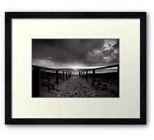 Narrabeen Sunrise Framed Print