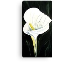 Lily - Flower Canvas Print