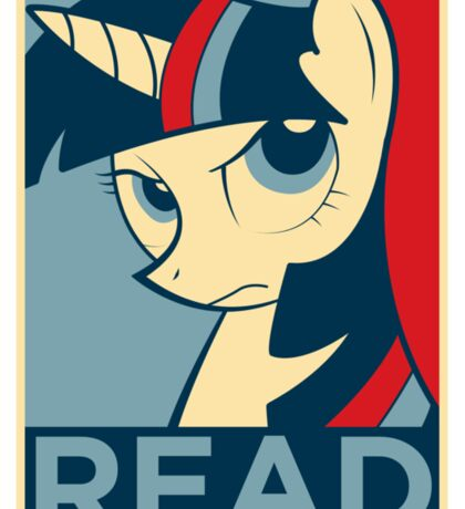 READ Sticker