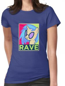 RAVE Womens Fitted T-Shirt