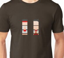 Clash of fighters Unisex T-Shirt