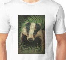 Mr. Badger Unisex T-Shirt