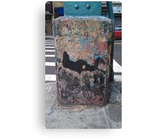 Jamaica Av at Woodhaven Boulevard Canvas Print