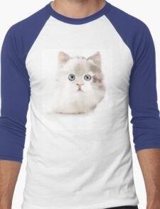 Cute Kitten with large Blue Eyes T-Shirt