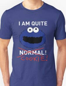 COOKIE MONSTER (WHITE TEXT) T-Shirt