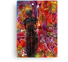 A Mother's Life RESTORED Canvas Print