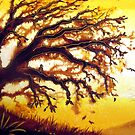 Sunrise Tree by Linda Callaghan